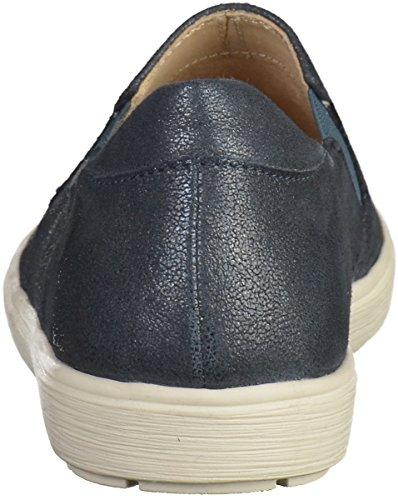 Caprice Damen 24662 Slipper Blau(Blue)