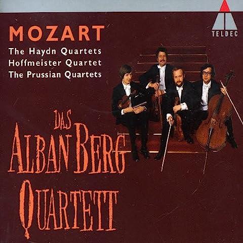 The Late String Quartets (A.Berg Quartet
