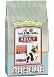 James Wellbeloved Dog Food Adult Duck and Rice Kibble 7.5kg