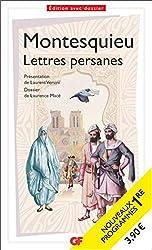 Lettres persanes - SPECIAL BAC 2020