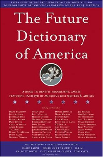 The Future Dictionary of America, w. Audio-CD