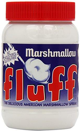 Fluff Marshmallow Spread 213g - Schaumzuckercreme mit Vanillegeschmack