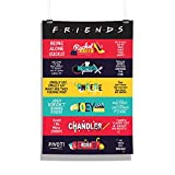 #2: Mc Sid Razz Friends - TV Series - Character Wall Decor Poster For Home & Office Officially Licensed By Warner Bros, USA