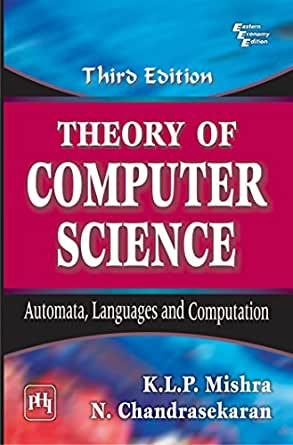 theory of computer science book free