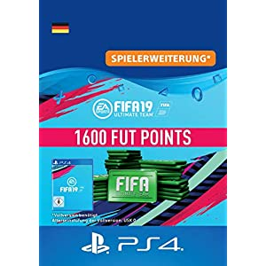 FIFA 19 Ultimate Team – 1600 FIFA Points | PS4 Download Code – deutsches Konto