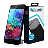 Seitronic Display iPhone 5G LCD VORMONTIERT mit RETINA Glas Touchscreen -SCHWARZ- BLACK -