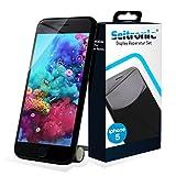 Seitronic Display iPhone 5G LCD VORMONTIERT mit RETINA Glas Touchscreen -SCHWARZ- BLACK -