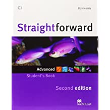 Straightforward 2nd Edition Advanced Level Student's Book