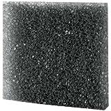 Filterschaum, grob, schwarz, 50x50x5 cm