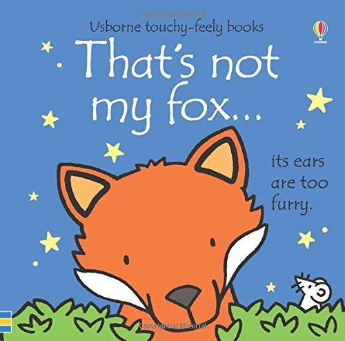That's Not My Fox by Watt, Fiona (2014) Board book