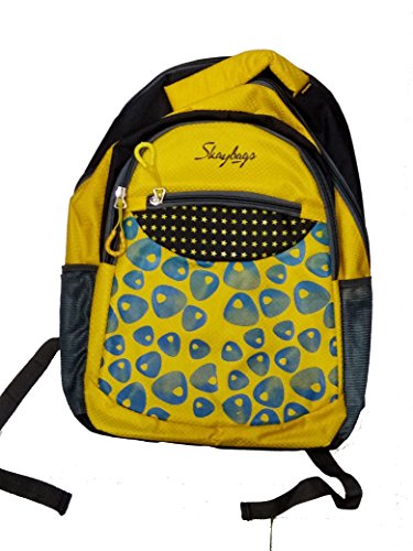 PLAY WORLD ONLINE Collage And Laptop Bag Outer Material Synthetic Color Blue