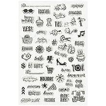 BoBunny Stamps-Icons