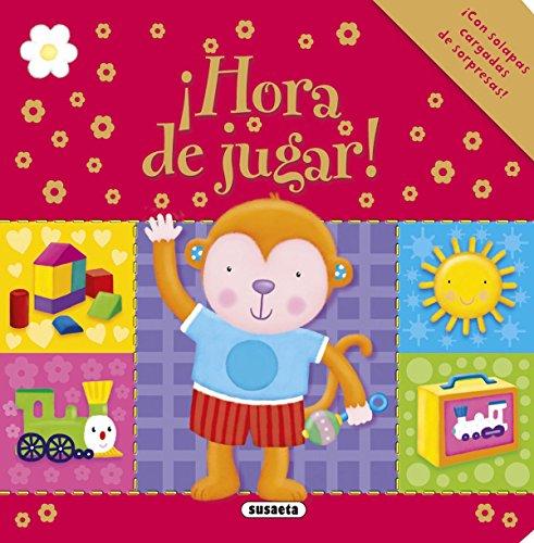 ¡Hora de jugar! (Acompáñame) por S.A. (SUSAE) Susaeta Ediciones