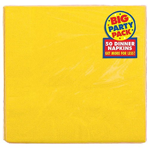 yellow paper napkins Table napkins renova gold yellow extra soft and absorbent, an essential detail for your dinner party - 2-ply tissue paper - extra size, 39x39cm - pack with 40 napkins.