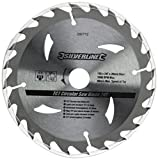 Silverline 292712 TCT Circular Saw Blades 16, 24, 30T 3-Pack 150 x 20-16