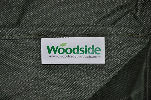 Woodside Medium Round Outdoor Garden Patio Furniture Set Cover 1.86m x 1m / 6.2ft x 3.3ft