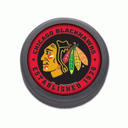 NHL Eishockey Puck Chicago Blackhawks