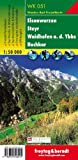 Eisenwurzen - Steyr - Waidhofen a.d. Ybbs - Hochkar, Wanderkarte 1:50.000, WK 051: Wandel- en fietskaart 1:50 000 (freytag & berndt Wander-Rad-Freizeitkarten)