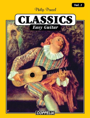 30 Classics Easy Guitar vol. 1