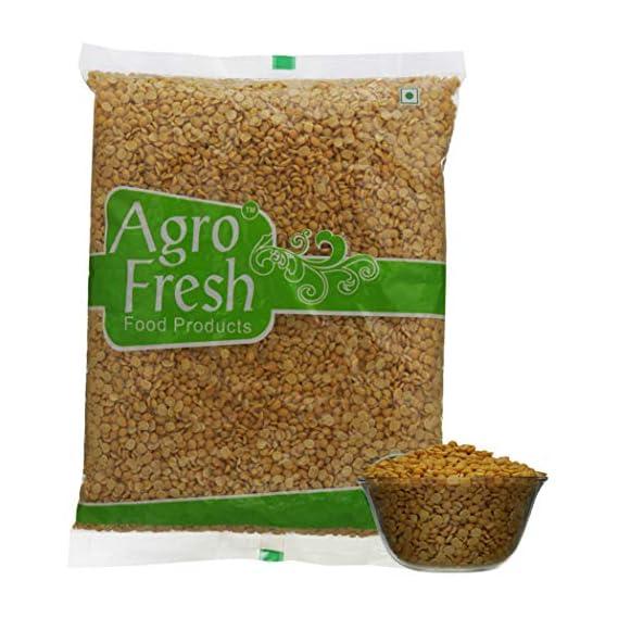 Agro Fresh Regular Toor Dal, 1kg