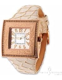Paris Hilton Big Square PH138.4329.99 Reloj elegante para mujeres Con cristales