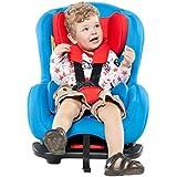 Sillas de coche Asiento de coche de la seguridad del bebé del bebé / coche de 0-4 años con la silla de los niños / puede sentarse detrás y adentro para dormir Bebé Sillas de Coche ( Color : A , Tamaño : 53*46*65cm )