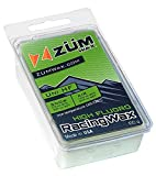 ZUMWax HIGH FLUORO RACING WAX Ski/Snowboard - All Temperature Universal - 100 gram - HIGH FLUORO RACING WAX at incredible price!!! Super-FAST!!! by ZUMWax