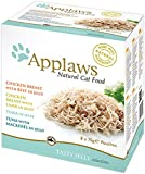Applaws Cat Food Multipack Pouch Jelly 8 x 70 g