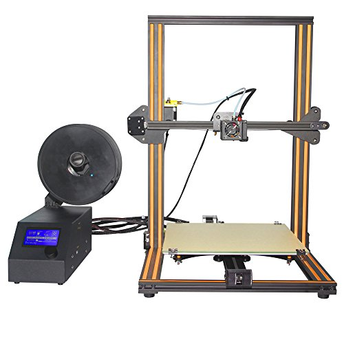 CCOWAY CR-10/CR-8 3D Printer, Single Extruder Printer (CR-10 Orange)