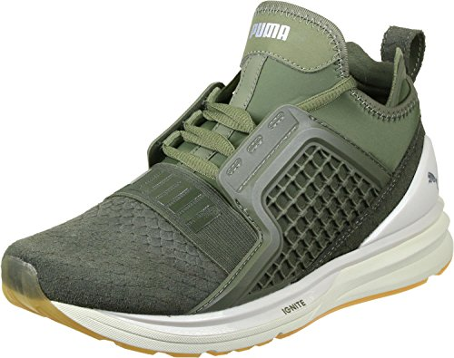 Puma IGNITE Limitless Reptile Burnt Olive
