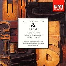 "Elgar : Variations ""Enigma"" - Pompes et circonstances [Import anglais]"