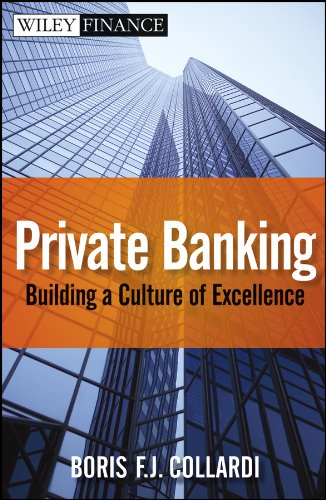 Private Banking: Building a Culture of Excellence (Wiley Finance) por Boris F. J. Collardi