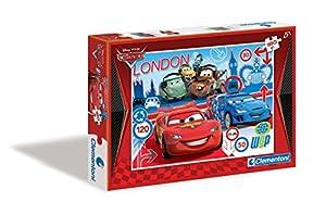 Clementoni Cars 2: London Race 180pieza(s) - Rompecabezas (Jigsaw Puzzle, Dibujos, Cars (Animated Film), 7 año(s), Italia, 315 mm)