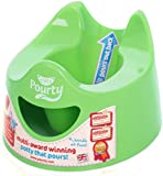 Pourty Easy-to-Pour Potty (Green)