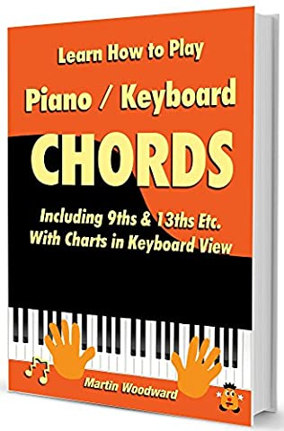 Learn How to Play Piano / Keyboard Chords Including 9ths