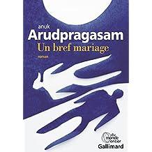 Un bref mariage (Du monde entier) (French Edition)