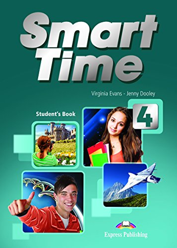 SMART TIME 4 STUDENT'S BOOK por Aa.Vv.