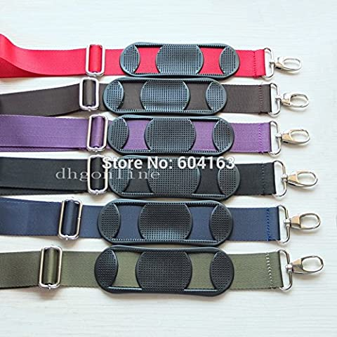 New One Replacement Shoulder Messenger Bag Straps for travel camera case Computer 6 Color Choice Army