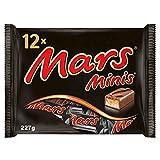 4x Mars Minis Schokoriegel Beutel á 227g=908g MHD: 23.06.19