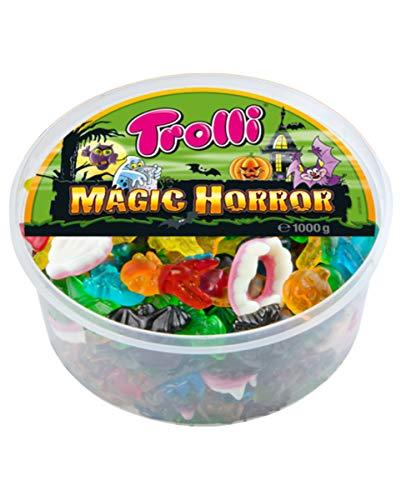 Trolli Magic Horror Halloween Süßigkeiten 1kg Dose