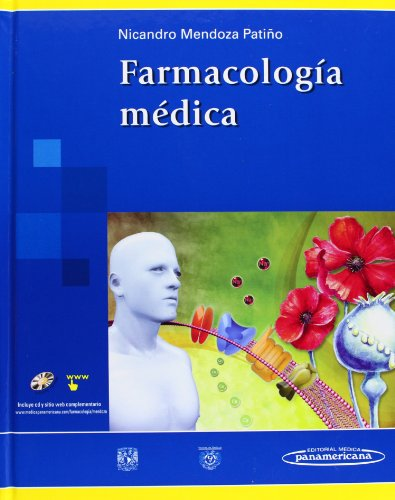 MENDOZA:Farmacolog'a MŽdica +CD por Nicandro Mendoza Patino
