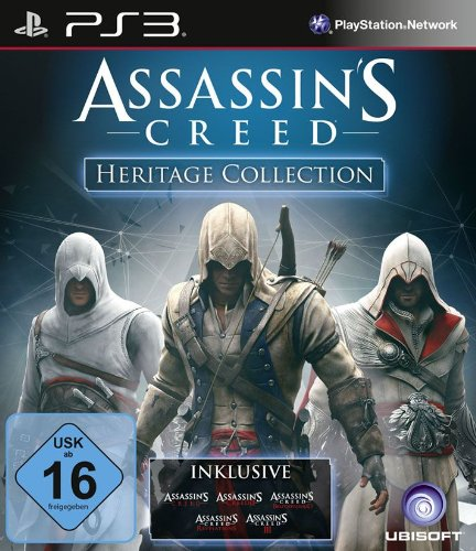 Assassin's Creed Heritage Collection - [PlayStation 3]