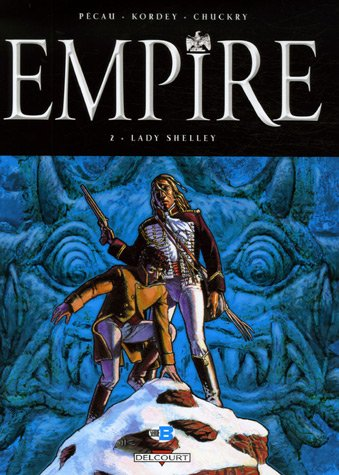 Empire, Tome 2 : Lady Shelley