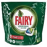 Fairy Original Tutto in Uno Caps per Lavastoviglie, Confezione da 22