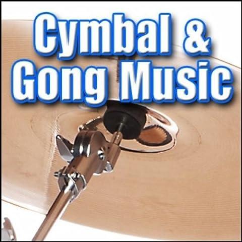 Cymbal - 16' Crash: Bell Hit, Music, Percussion Cymbal Music