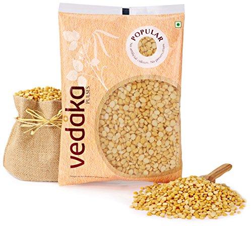 Amazon Brand – Vedaka Popular Chana Dal, 1kg
