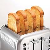 Morphy Richards 242026EE Accents Toaster 4 Schlitz gebürstet - 2