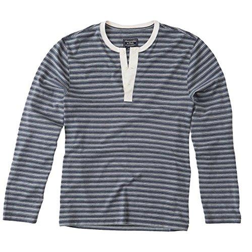 abercrombie-mens-burnout-henley-t-shirt-longsleeve-shirt-size-xl-navy-stripe-626238002