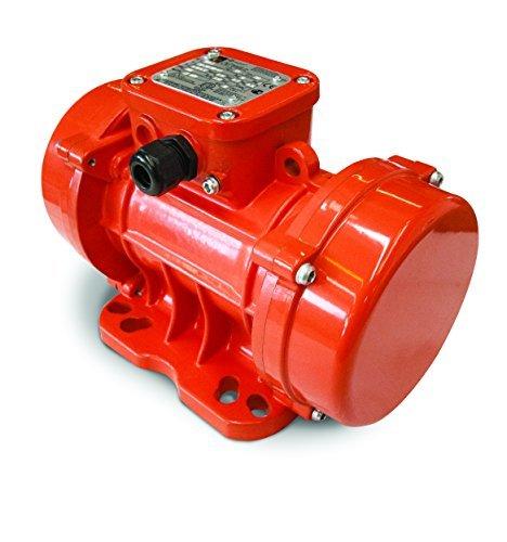 Single-phase Electric Motor (Oli Vibrator MVE.440/2M Electric Vibrator Motor, Single Phase, 2 Poles, 3600 RPM, 60 Hz, 115 Volt, 416.67 Lb Output Force, Standard Mounting Frame by Oli Vibrator)