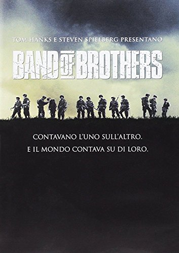 band of brothers – fratelli al fronte (6 dvd) box set